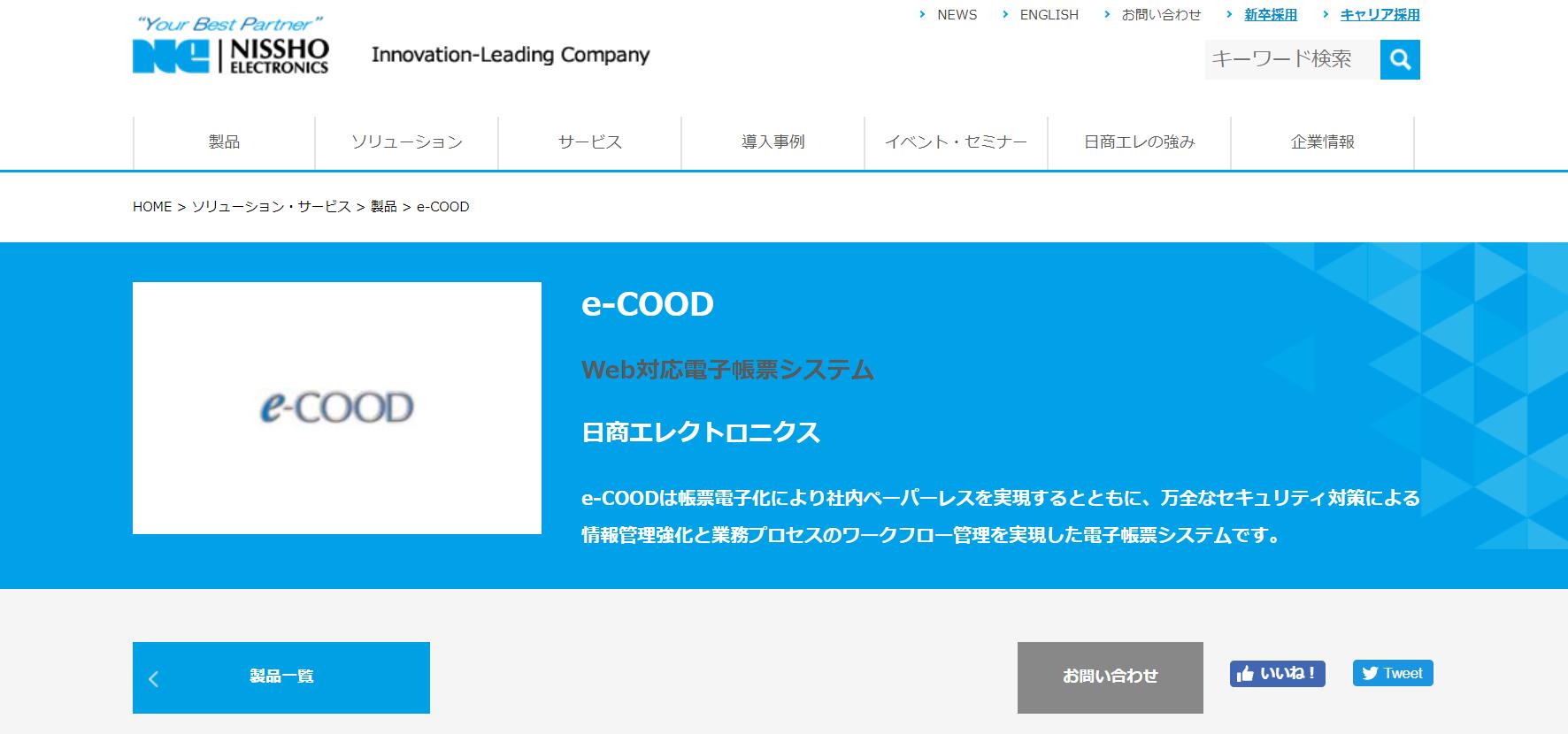 e-COOD