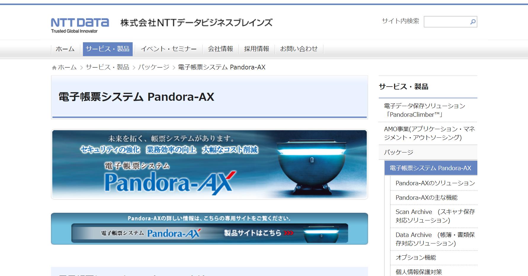 Pandora-AX