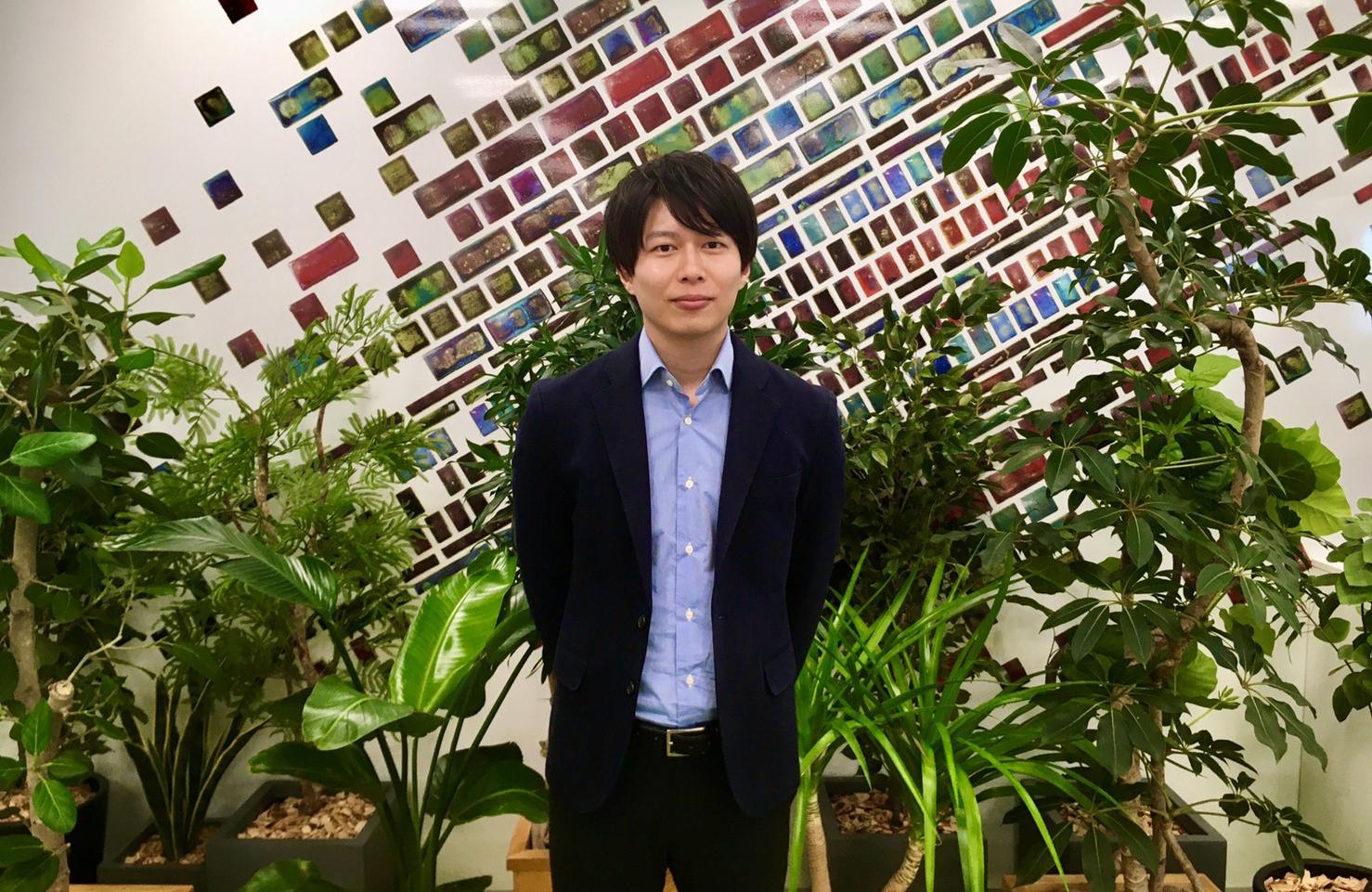 NTTコミュニケーションズ株式会社 アプリケーションサービス部 清水 大悟様