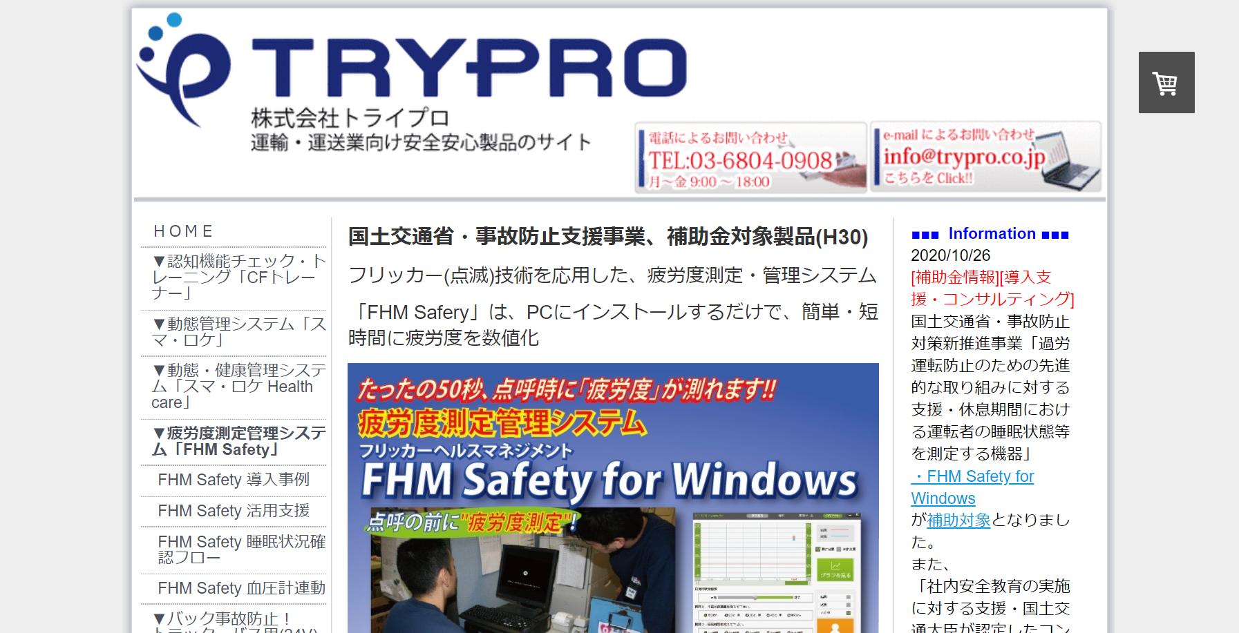 FHM Safery