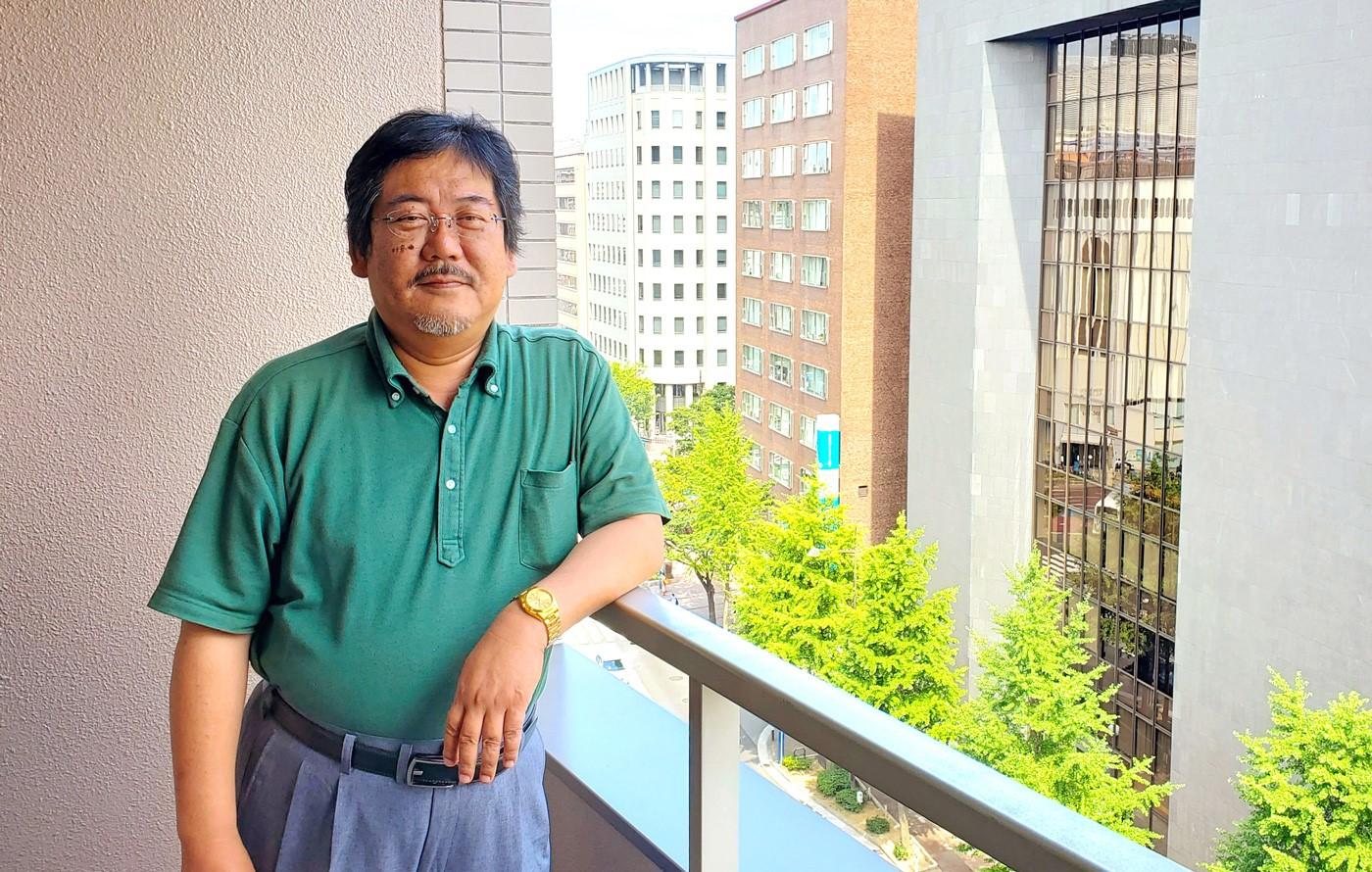 株式会社コム・アンド・コム 代表取締役 安田 実男様
