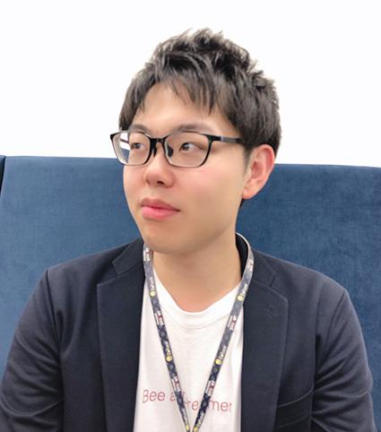 株式会社Macbee Planet 営業本部 Robeeチーム 大友 松男様