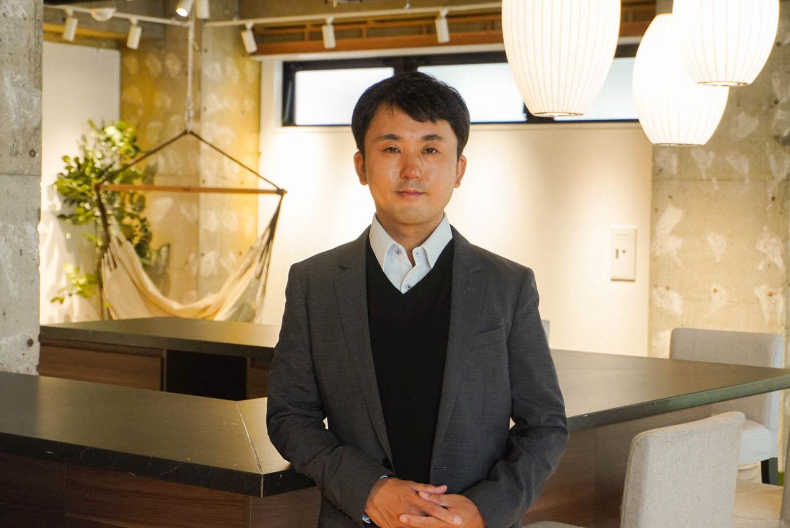 NABLAS株式会社 代表取締役 所長 中山 浩太郎様