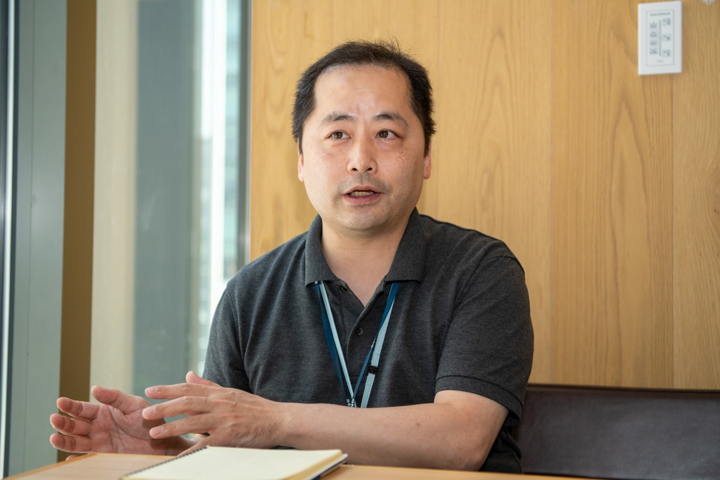 チャットプラス株式会社 代表取締役 西田 省人様