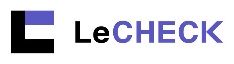 LeCHECK(リチェック)